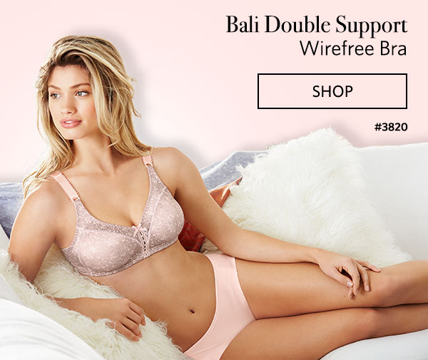 8a2f81bf50 One Hanes Place  Bali Bras from  16.99 PLUS  15 Off  75+ Orders