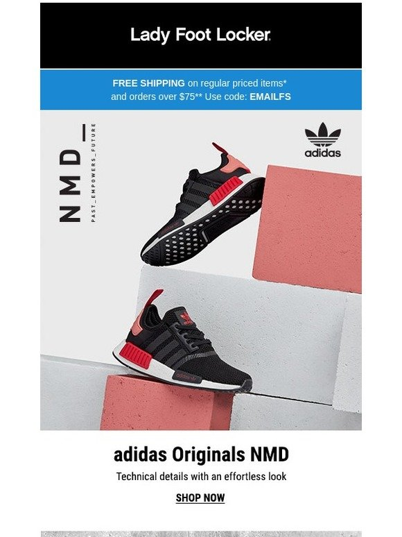new arrival baf65 39649 Step into the NMD and Arkyn