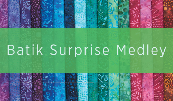 Batik Surprise