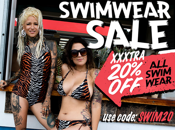 fafb97c9bb Attitude Clothing  Grab An Extra 20% Off 👙 Swim