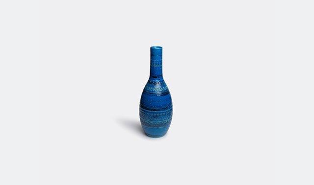 Vaso Bottiglia' by Aldo Londi for Bitossi Ceramiche