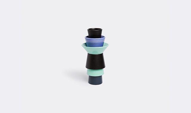 Vase by Marco Zanini for Bitossi Ceramiche