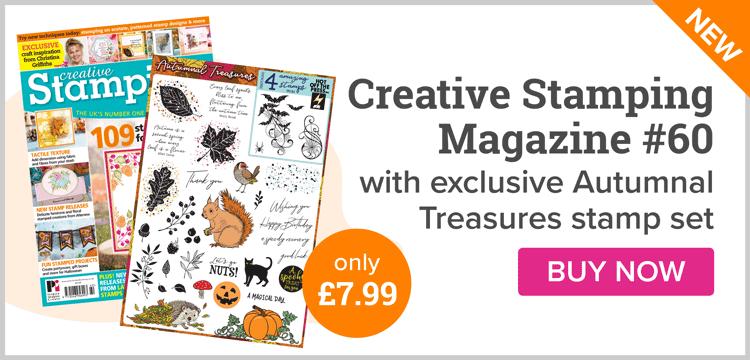 Creative Stamping Magazine #60