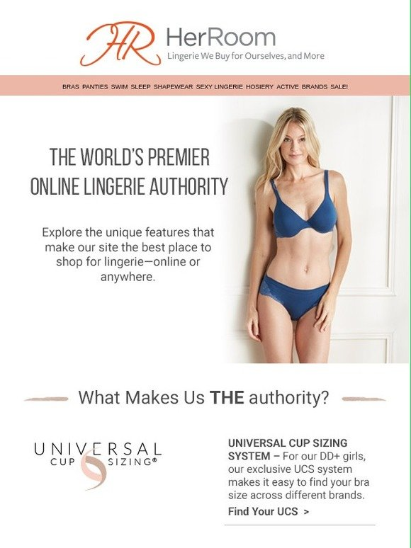 12868a3962ce2 HerRoom  Find Out What Makes Us THE Online Lingerie Authority
