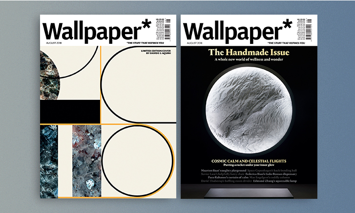 Grant yourself a subscription to Wallpaper*