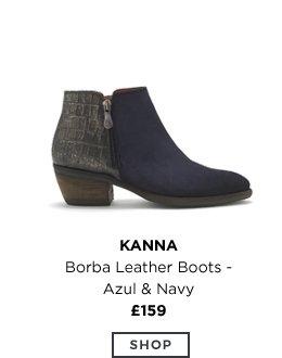 Borba Leather Boots
