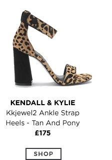KKJewel2 Ankle Strap Heels