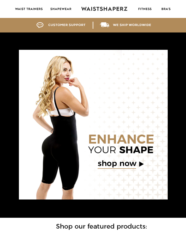 eb01110e2692d Waist Shaperz  Waist Train   Lose 1-3 Inches Off Your Waist in 30 ...