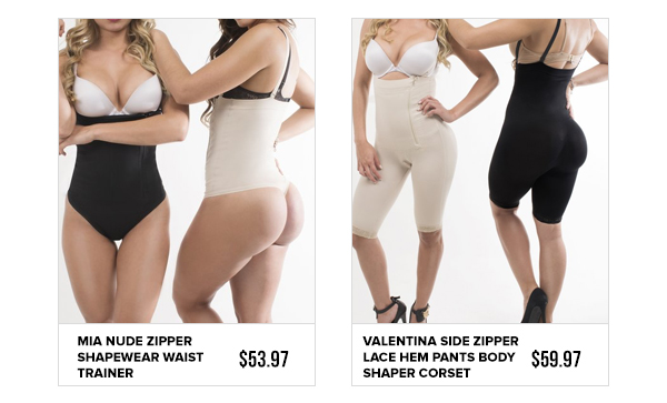 2a6abc16d14ab The garment comfortably slims 1-3 inches from your waist while you wear it