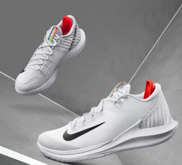 245e3a7816 Nike: Revolution on Court: NikeCourt Air Zoom Zero | Milled