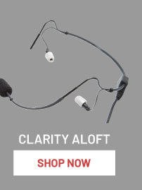 Clarity Aloft Link Headset