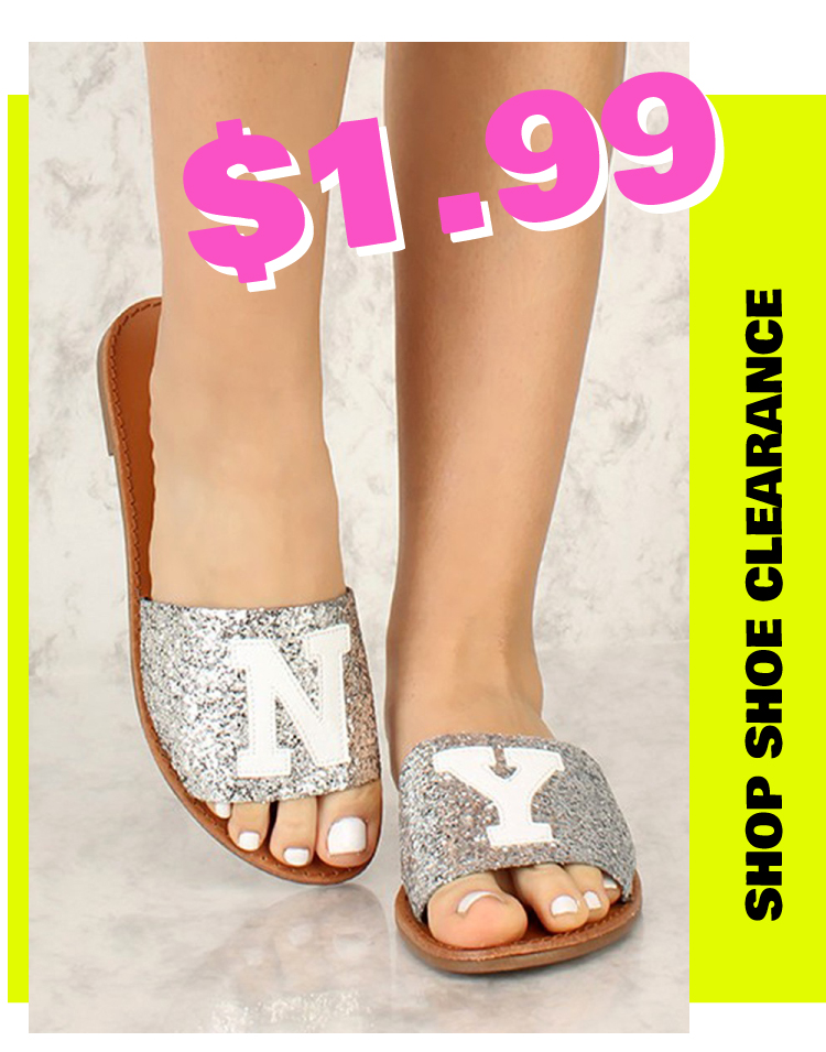 Shop Shoe Clearance