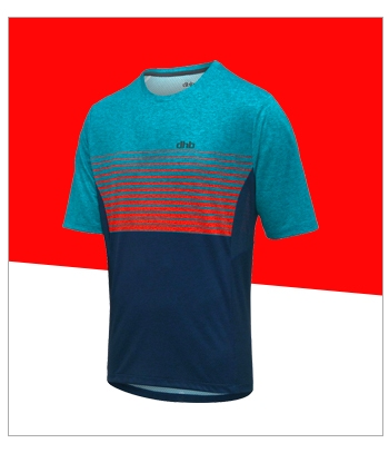 dhb MTB Short Sleeve Trail Jersey