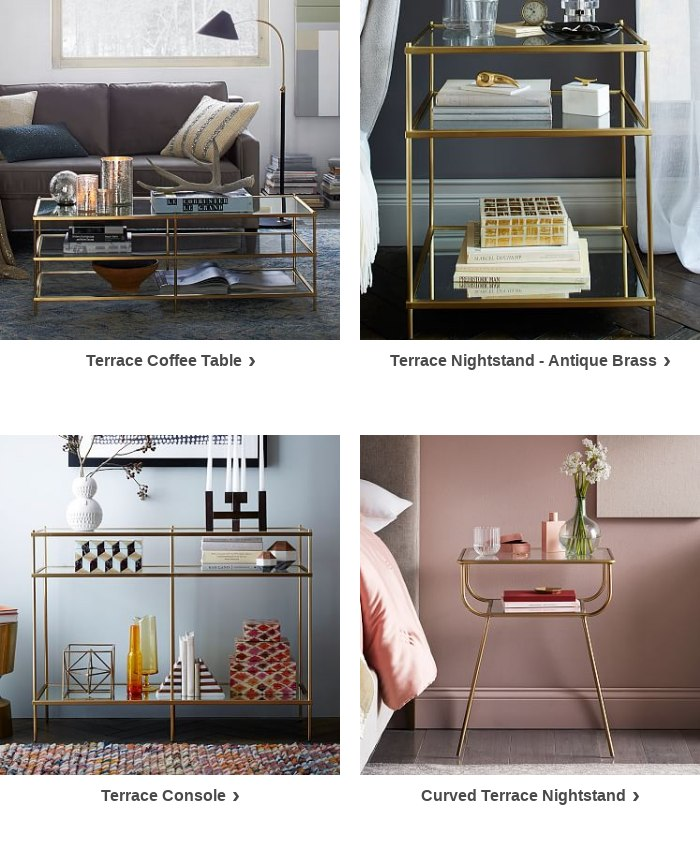 West Elm It S Official Our Terrace Side Table Just Went On Sale