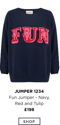 Fun Jumper Navy
