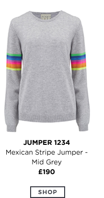 Mexican Stripe Jumper