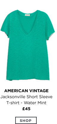 Jacksonville Short Sleeve Mint