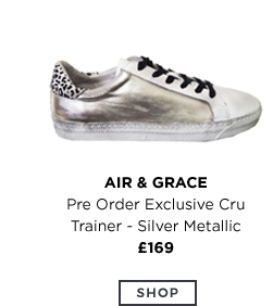 Exclusive Cru Trainer Silver