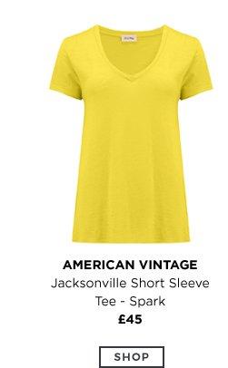 Jacksonville Short Sleeve Spark