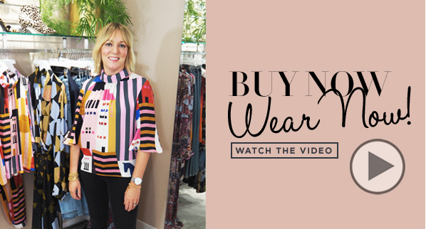 Buy Now Wear Now Video