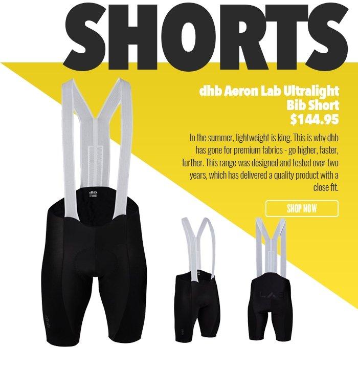 dhb Aeron Lab Ultralight Bib Short
