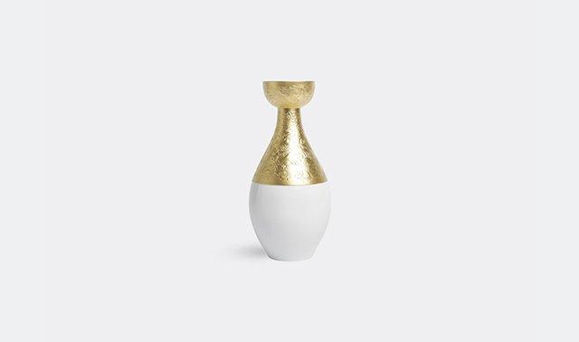 Magic Flute Sarastro vase, large Designed by Bjrn Wiinblad for Rosenthal
