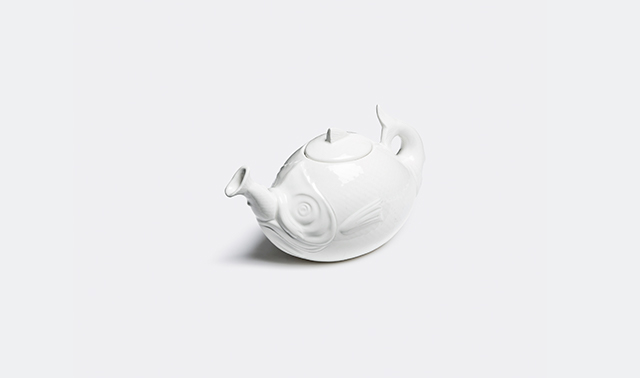 'Fish' teapot By Eligo SHOP NOW