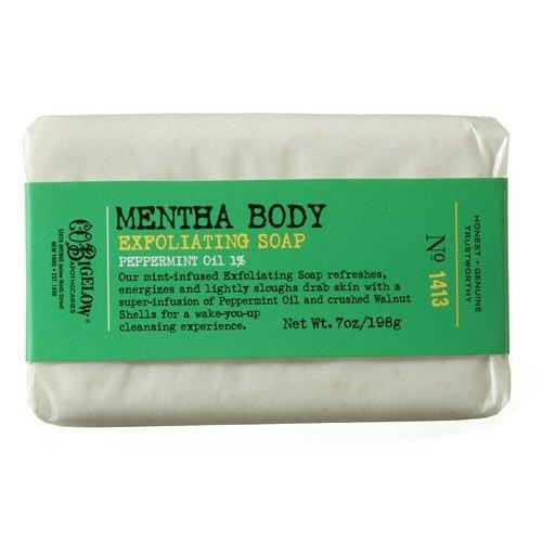 Mentha Exfoliating Body Soap