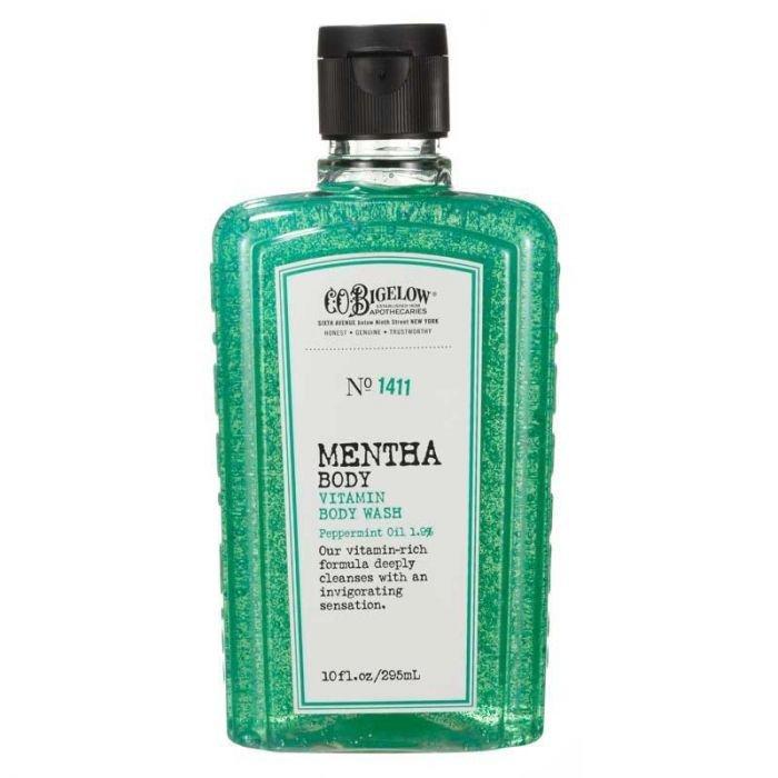 Mentha Vitamin Body Wash