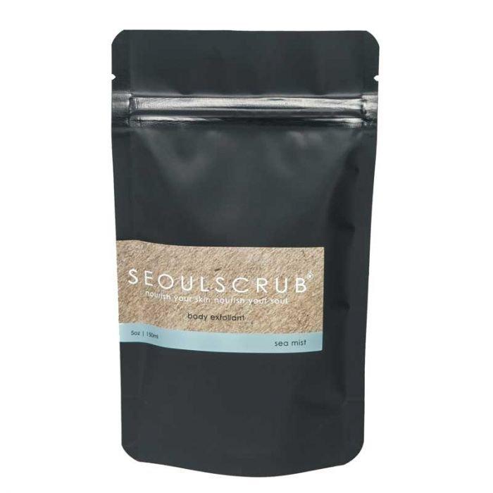 SEOULSCRUB Sea Salt Body Scrub - Sea Mist 8 oz