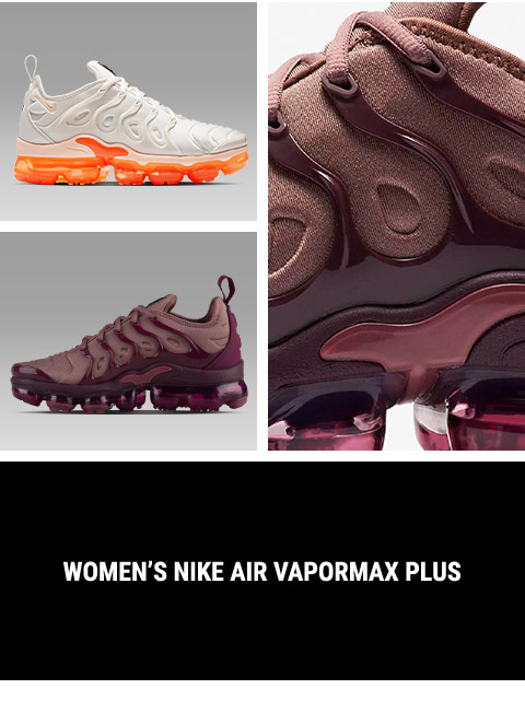 on sale d227b e3f19 Footaction : Women's Nike Air VaporMax Plus and more ...