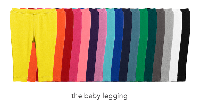 the baby legging