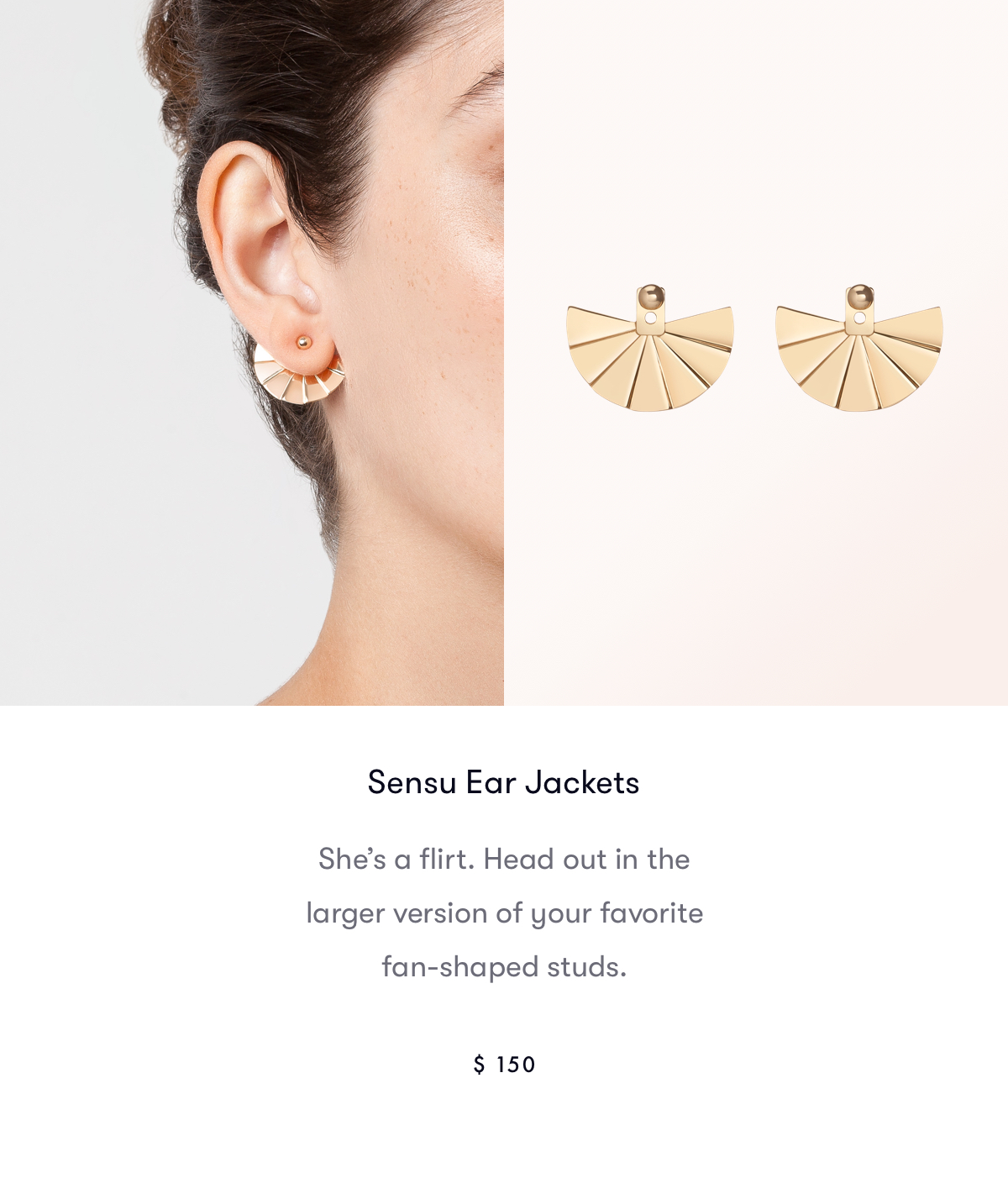 Sensu Ear Jacket