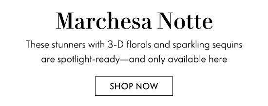 Shop Marchesa Notte