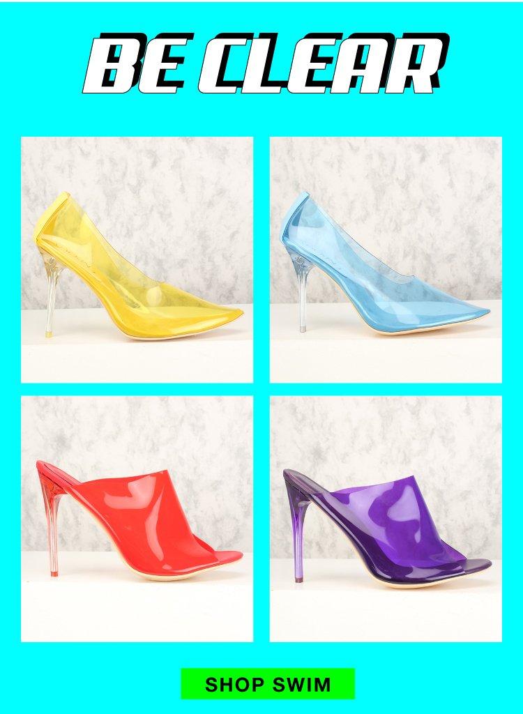 Shop Clear Heels