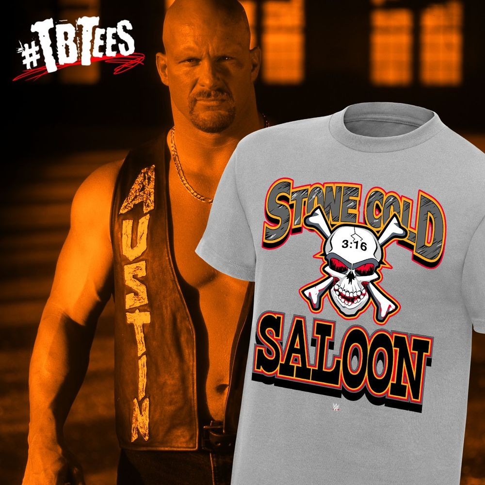 7e28301e6 WWE: Take a trip to the Stone Cold Saloon | Milled