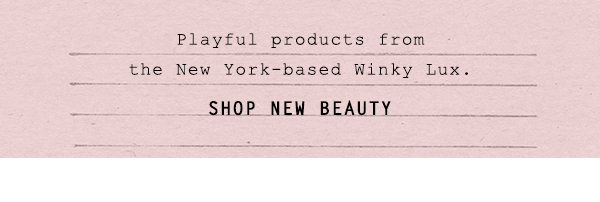 Shop new beauty.