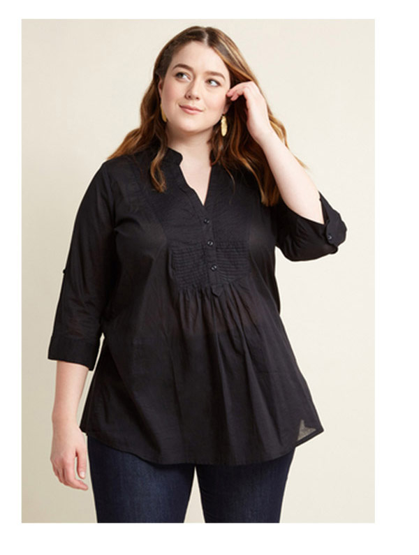 Back Road Ramble Tunic