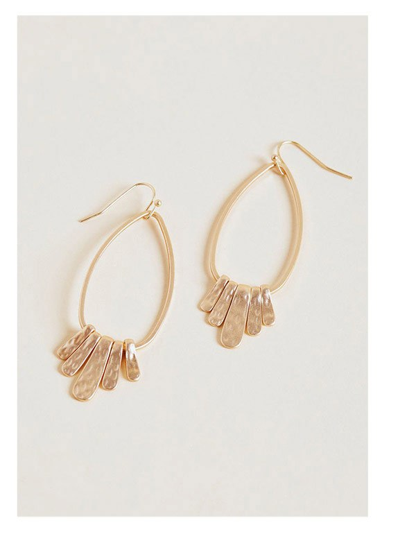 Happenin' Hoops Earrings
