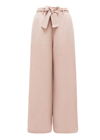 Lizzie Linen Blend Co-ord Pants