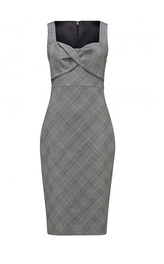 Tasmin Twist Bodycon Dress