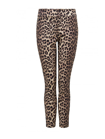 Kellie High Waist Printed Pants