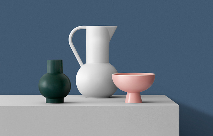RAAWII Danish modern Form, function and fluid lines from Copenhagen brand Raawii