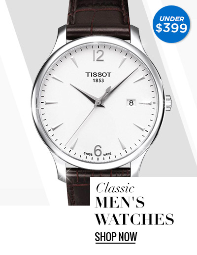 Classic Men's Watches