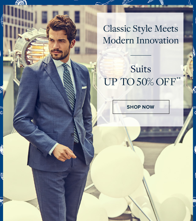 CLASSIC STYLE MEETS MODERN INNOVATION | SHOP NOW