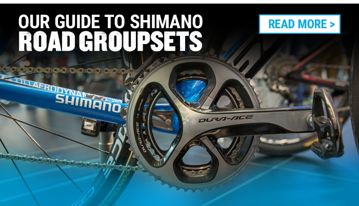 Our guide to Shimano road groupsets