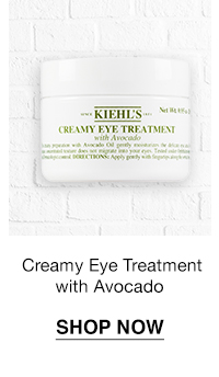 Creamy Eye Treatment with Avocado - SHOP NOW