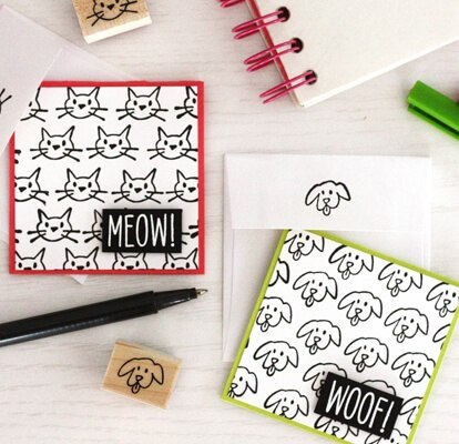 Projects! You Can Learn How To Make Animal Lunch Box Notes.