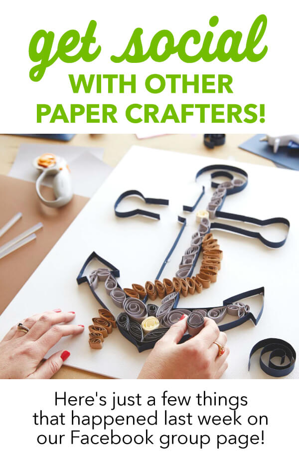 JOANN Loves Papercrafters.