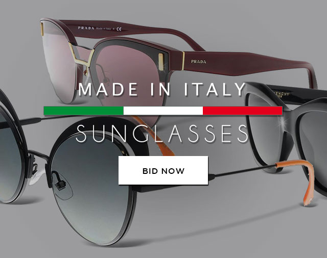 Made in Italy SUNGLASSES